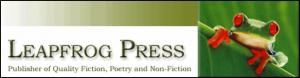 Leapfrog Press Fiction Contest