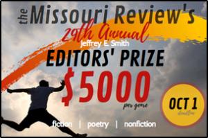 Jeffrey E. Smith Editors' Prize